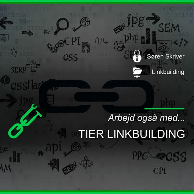 Tier linkbuilding